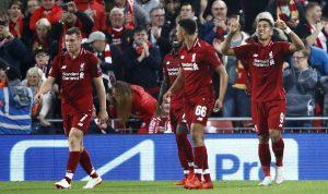 ليفربول يخطف فوزاً نارياً امام باريس ..نتائج ليلة دوري الابطال الاولى