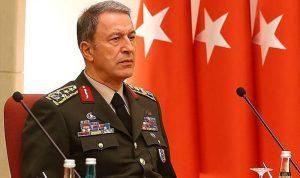 وزير الدفاع التركي: أي عملية عسكرية في إدلب ستؤدي لكارثة