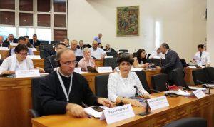 مجلس كنائس الشرق الأوسط في مؤتمر الفاتيكان حول الأزمتين السورية والعراقية
