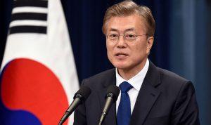 رئيس كوريا الجنوبية يطالب بيونغ يانغ بخطوات شجاعة