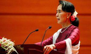 """""""رايتس ووتش"""": ميانمار تستخدم قوانين قمعية مع المنتقدين"""