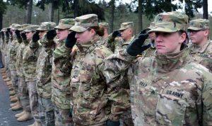 واشنطن ترسل 1500 جندي إضافي إلى ألمانيا