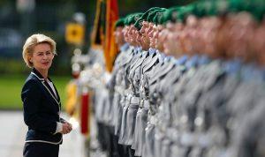 """ألمانيا """"ملتزمة"""" بمساعدة العراق في إعادة البناء"""