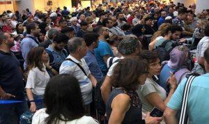 """أزمة المطار: فتح تحقيق.. وفنيانوس: ننتظر بيان """"سيتا"""""""