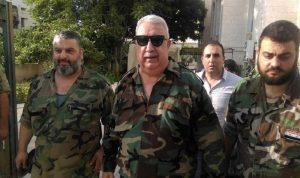 """""""جزّار بانياس"""" ينجو من محاولة اغتيال في اللاذقية"""