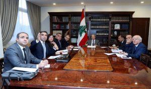 اجتماع تحضيري لمشاركة لبنان في الجمعية العمومية للأمم المتحدة
