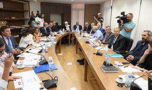 """لجنة """"التربية"""" ناقشت أوضاع الطلاب السوريين"""