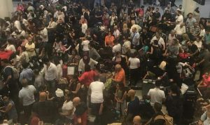 """أزمة المطار: """"سيتا"""" توضح.. و""""الطيران المدني"""" يرى محاولة تنصّل!"""