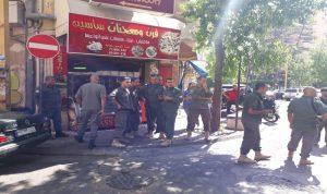 بالصور: إقفال فرنَين في بيروت وتنظيم 10 محاضر ضبط
