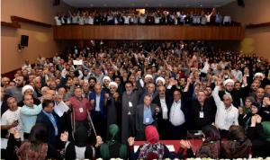 """حركة """"أمل"""" جددت انتخاب بري رئيسًا لها"""
