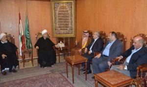 الاوضاع العامة في لبنان بين قبلان وبخاري