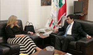أبي خليل: سنتابع مشاكل سوء التغذية الكهربائية في بيروت
