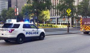 بالصور: قتلى وجرحى بإطلاق نار بمصرف في ولاية أوهايو