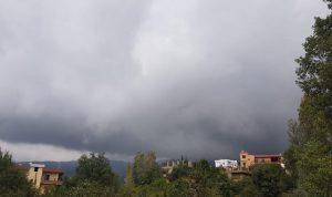 أمطار أيلول تروي مزروعات الضنية