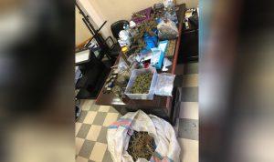 توقيف تاجر مخدرات في بعبدات