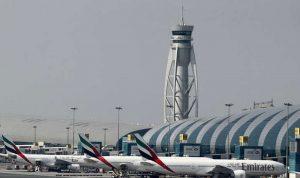 الحوثيون يعلنون استهداف مطار دبي بطائرة مسيّرة