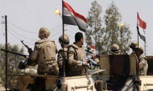 مقتل 11 إرهابياً في اشتباكات مع الشرطة في مصر