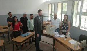 حسن ينوه بأجواء انتخابات المجلس الدرزي وجنبلاط تفقد سيرها