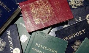 جواز السفر الإماراتي الأول في العالم!