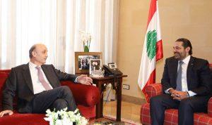 جعجع يحرّض الحريري: فلتنعقد الحكومة!