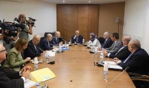 حاصباني التقى لجنة الصحة: لخفض أسعار الأدوية وتشجيع المنافسة