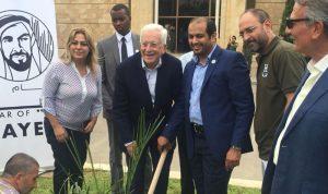 الشامسي: نحرص على أفضل العلاقات المميزة مع لبنان وشعبه