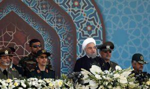 بالفيديو: روحاني ينسحب بعد إعلامه بالهجوم