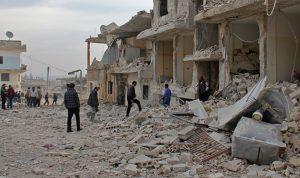 اجتماع رباعي لبحث الشأن السوري