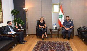 عثمان عرض مع كاردل الأوضاع العامة