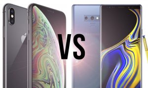 """Note 9"" vs ""Iphone XS Max"".. من يفوز؟"
