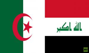 مباراة تتسبب بأزمة سياسية بين العراق والجزائر