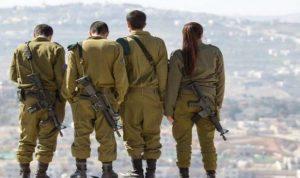 مئات الجنود من الجيش الإسرائيلي في الحجر بسبب مجندة