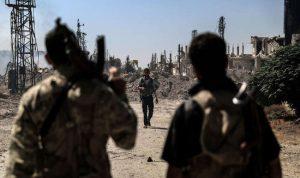 """""""جيش الإسلام"""": سنعود الى الغوطة ونحررها من """"الطاغوت"""""""