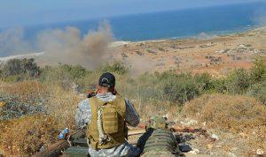 الجيش: تمارين تدريبية بالذخيرة الحية في عدد من المناطق