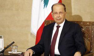 عون: التواصل مع لبنان المنتشر من ابرز اهدافي