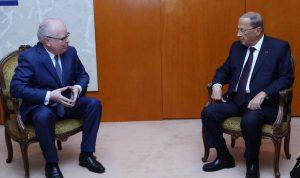 رئيس الجمهورية زار المعهد الوطني للإدارة في ستراسبورغ