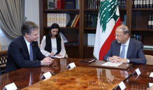 مدير الـFBI في بيروت: تعاون ضد الإرهاب وتبييض الأموال