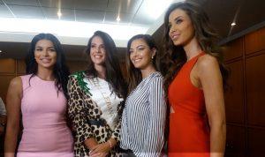 ملكة جمال الكون في بيروت