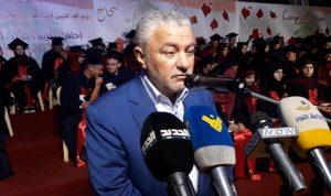 محمد نصرالله: فلنتنازل عن الصالح الخاص لمصلحة العام