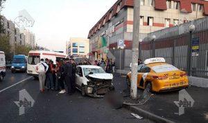 إصابات بعملية دهس في موسكو
