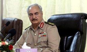 وقف العمليات العسكرية في ليبيا خلال عيد الأضحى