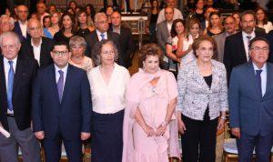 """""""بعبدا تحيي تراثنا"""" برعاية اللبنانية الأولى"""