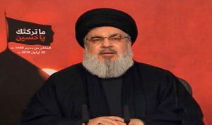 """""""حزب الله"""" يُخفي حاجته الماسة إلى حكومة!"""