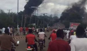 قتلى في حريق بمحطة لتعبئة قوارير الغاز في نيجيريا