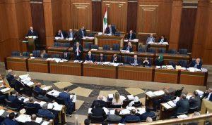 الجلسة التشريعية: 2700 مليار للكهرباء وتمديد للقاعدة الإثني عشرية