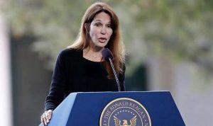 ابنة الرئيس الأميركي الأسبق ريغان: تعرضت للاغتصاب قبل 40 عاما