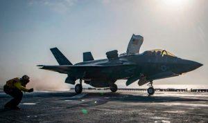 تحطم طائرة عسكرية أميركية في كارولينا