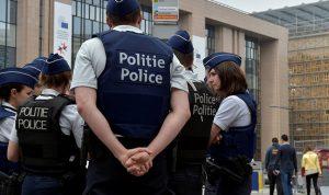 إصابة شرطي إثر هجوم بسكين في بروكسل