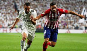 تعادل في دربي مدريد..وبرشلونة يتعثر امام بلباو