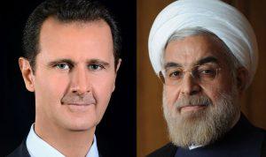 النظام السوري وإيران شيء واحد